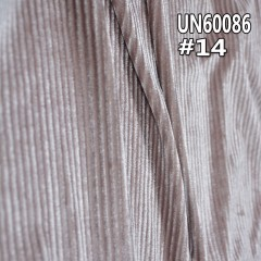 "UN60086 100% Polyester Corduroy 276g/m2  61/62"""