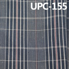"UPC-155 Cotton yarn-dyed lattice 57/58 "" 155G/M2"
