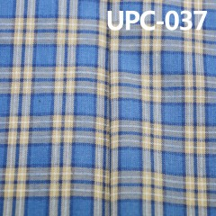 "UPC-037C  100% Cotton Yarn Dyed  43/44"" 137g/m2"
