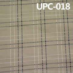 "UPC-018C  100% Cotton Yarn Dyed  57/58""139g/m2"