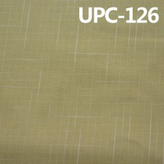 UPC-126  68%cotton 32%polyester yarn-dyed oxford 120g/m2 57/58""