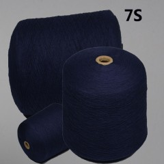 7S Cotton reactive dyeing yarn