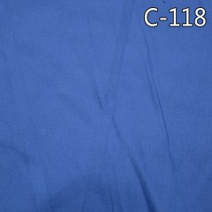 "C-118 100%cotton slub dobby herringbone twill dyed fabric 57/58"""