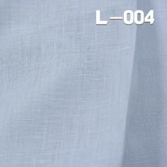 """L-004  100%Cotton Linen  58"""""""
