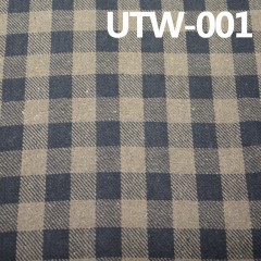 UTW-001 Wool/Polyester/Cotton/Rayon Yarn-dyed Fabric