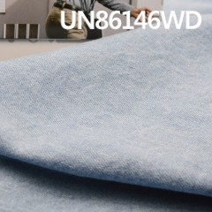 "UN86146WD Cotton washing rope knotted four denim denim fabric 58/59""  11.1oz"