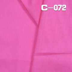 C-072 100%cotton  poplin dyed Fabric 110g/m2 43/44""