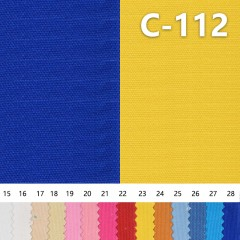 C-112 100%cotton 14oz canvas 57/58""