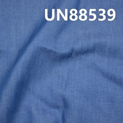 "UN88539  60%Cotton 40%Tencel Denim 2/1 Twill  58/60""( light blue)"