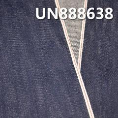 """UN888638 100% Cotton Slub Selvedge Denim  32/33"""" 13oz"""