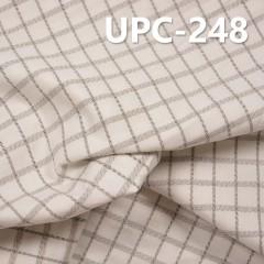 "UPC-248 7.8% Conductive Filament 92.2% Cotton Functional Fabric Plain 62/63""  4."