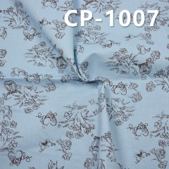 CP-1007 100%COTTON PRINT FABRIC 57""