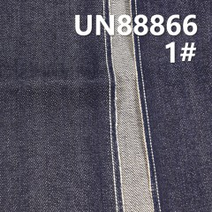 "UN88866 100% Cotton Selvedge Denim Twill 32/33"" 13oz"