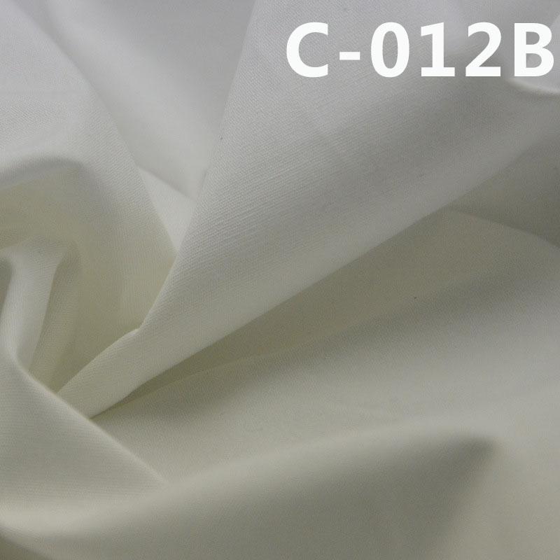 "C-012B 100%COTTON POPLIN 40*40 43/44"" 125g/m2"