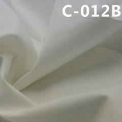 "C-012B 100%COTTON POPLIN 133*72/40*40 43/44"" 125g/m2"