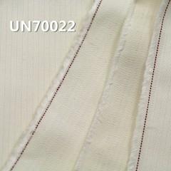 "UN70022 98% Cotton 2% Spandex Herringbone Dyed Fabric 55/56""280g/m2"
