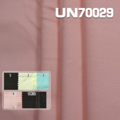 "UN70029  Spandex/Cotton Twill  Dyed Fabric 90*40/16*16+70D 47/48"" 260g/m2"