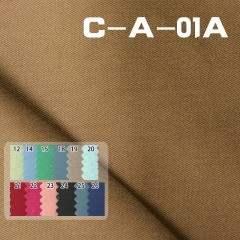 "C-A-01A 100%Cotton 3/1""S""Twill  Dyed Peached Fabric 185G/M2 43/44"""