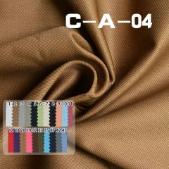 C-A-04 100%Cotton 3/1 Twill Dyed Fabric 108*58/21*21 190G/M2 57/58""