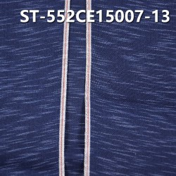 ST-552CE15007-13 100% Cotton Dyeing Selvedge Denim 3.9oz 35/36""