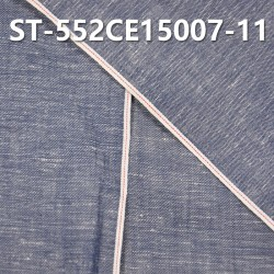 ST-552CE15007-11 100% Cotton Slub Selvedge Denim 4.5OZ 34/36""