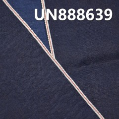 """UN888639 100% Cotton Dyed Selvedge Denim 29/30"""" 6oz"""