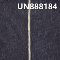 "UN888184 62% Cotton 38% Polyester Selvedge Denim Twill 32""12oz"