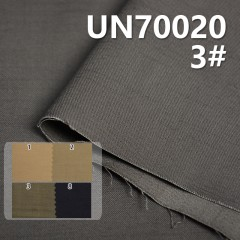 "UN70020 98% Cotton 2% Spandex ""Cross"" Slub Twill  Dyed Fabric   49/50""150g/m2"
