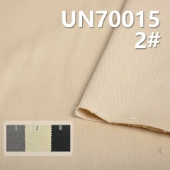 "UN70015 COTTON/SPX Dyed Fabric 43/44""250g/m2"