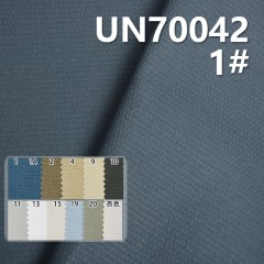 "UN70042 97% Cotton 3% Spandex Jacquard  Dyed Fabric  48/50"" 264g/m2"