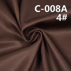 "C-008A 100% Cotton Cavalry Twill  Dyed Fabric 57/58""  256g/m²"