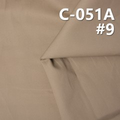 C-051A 100% Cotton Dyed Twill 143*112/40*40 58/60""