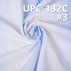 UPC-132C  100% Cotton Yarn Dyed Dobby  57/8""