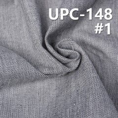 UPC-148 99%Cotton1%SPX Yarn Dyed Fabric 234g/m2 52/54""
