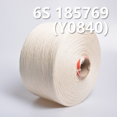 Y0840 6S Cotton Yarn 185769