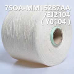 Y0104 7S(OA) Cotton Yarn MM15287AA EJ2104