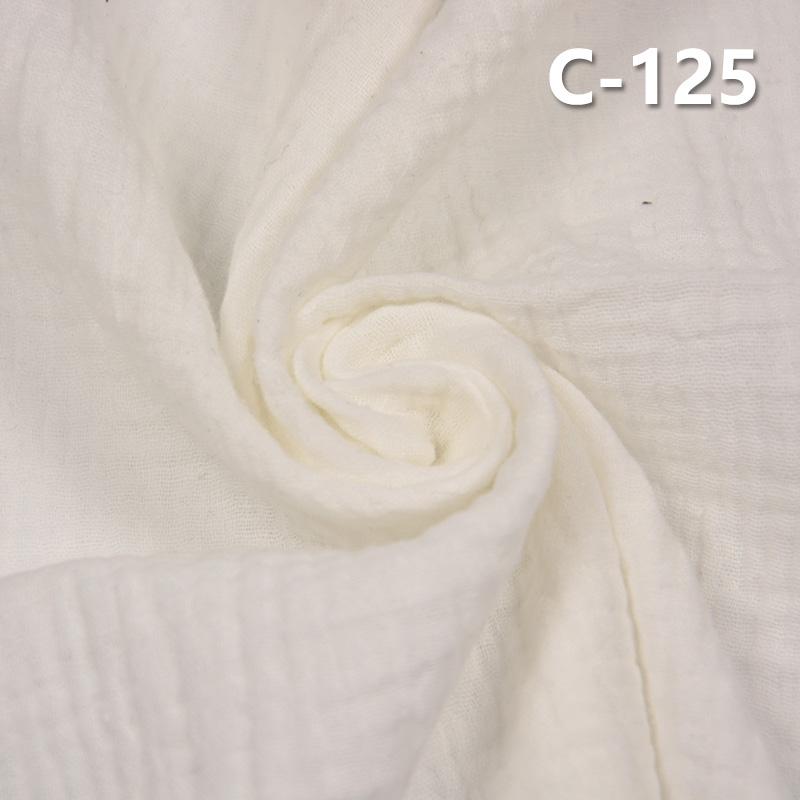 """C-125 100%Cotton sand wash double cloth 120g/m2 52/53"""""""