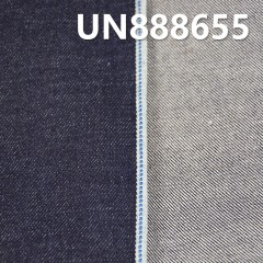 "UN888655 100% Cotton Slub Selvedge Denim Twill 31/32""  14oz"