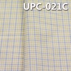 "UPC-021C 100%Cotton Yarn Dyed Fabric   57/58"" 127g/m2"