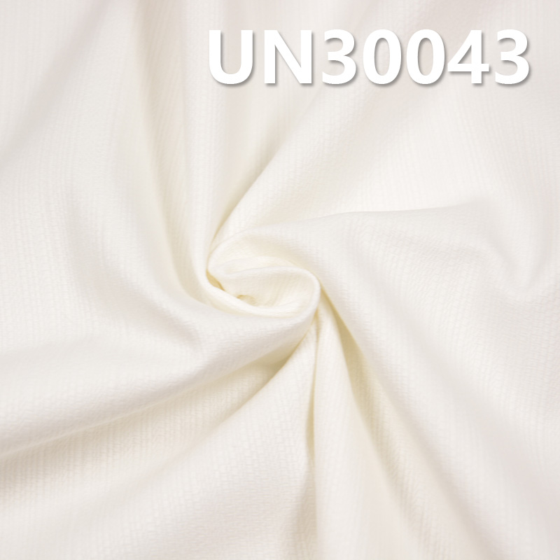 "UN30043 100% Cotton Dobby Flat Card Dyed Fabric 290g/m2 47/48"""