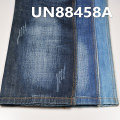 UN88458A 100% Cotton Mercerized Slub Denim Twill  12oz   58/9