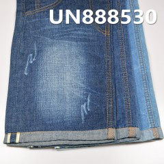 "UN888530 100% Cotton Slub Selvedge Denim Twill 32/33"" 8OZ"