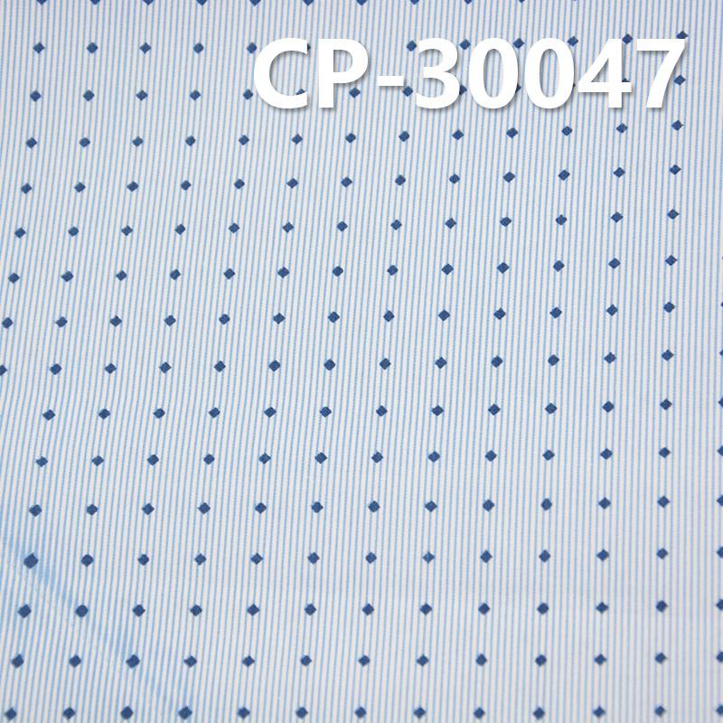 "CP-30047 100%Cotton Print Fabric 110g/m2 57/58"""