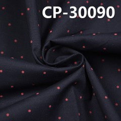 "CP-30090 97% Cotton 3% Spandex Dyed Poplin  48/50""125g/m2"