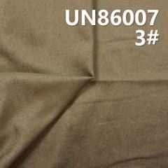 "UN86007 55%Cotton 45%Polyeater Denim Twill 59/60"" 10oz (olive green #3)"
