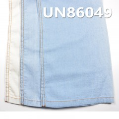"UN86049 100% Cotton Herringbone light Blue Denim 57/58""4.2oz"