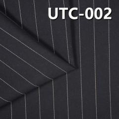 "UTC-002   T / C Dyed Stripe Canvas 216g/m2 57/58"""