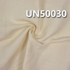 "UN50030 55%Linen 45% Cotton Dyed Fabric Poplin 200g/m2 48/49""(Greige Fabric)"