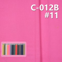 C-012B 100%Cotton plain spray adhesive 133*72/40*40 43/44""