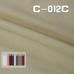 C-012C 100%COTTON POPLIN Dyed Fabric 133*72/40*40 43/44""